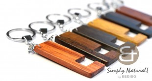 smart phone wood stand