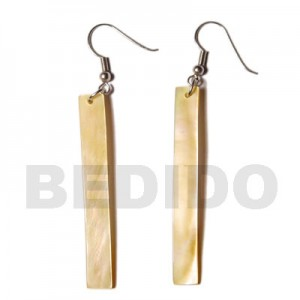 Stick Mother of Pearl Earrings