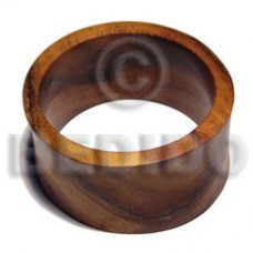 Robles Wood 65 mm Inner Diameter / Outer 105 mm Bangles - Wooden Bangles BFJ207BL