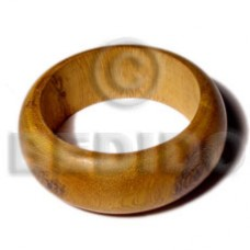 Robles Wood Coated Bangles - Wooden Bangles BFJ079BL
