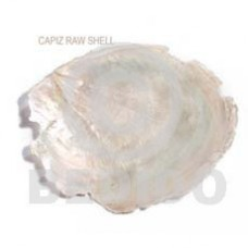 Unprocessed Raw Capiz Shell RAW SHELLS BFJ004RS