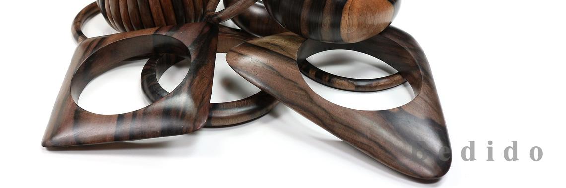 Handmade Wooden Jewelry