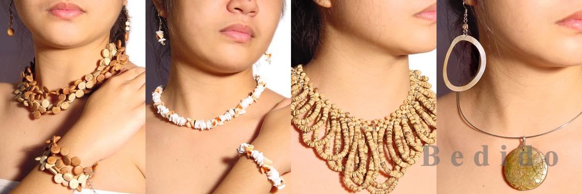 Ladies Natural Jewelry